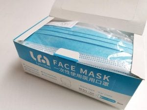 Pack of face masks from china 1603928095060 Masks causing lung cancer? It's criminal to force children to wear masks all day