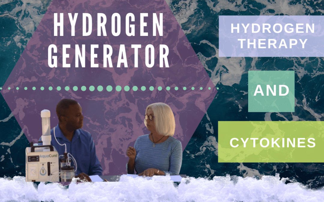 Molecular Hydrogen: Serious Anti-inflammatory Therapy (VIDEO)