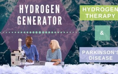 Parkinson's Disease & Hydrogen Therapy: Valerie Robitaille, PhD (video)