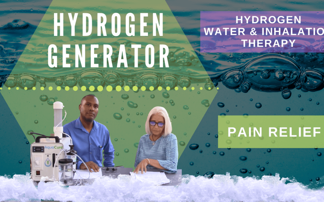 New video: Hydrogen Therapy and Pain, with Valerie Robitaille