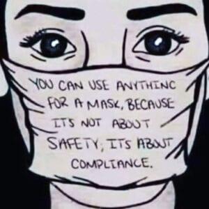 covid mask compliance