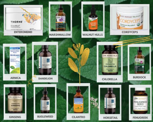 Heavy Metal Herbal Detox