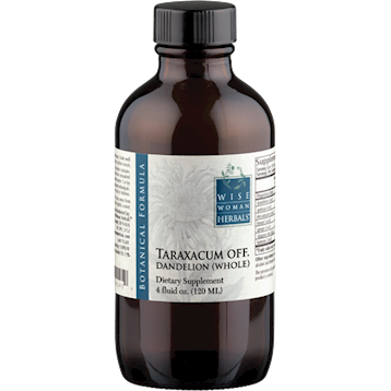 dandelion whole Heavy Metals Herbal Detox Protocol