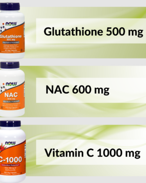 glutathione nac vitamin c