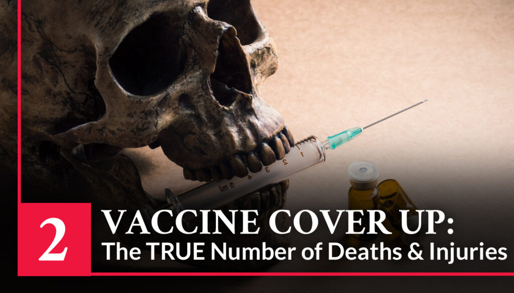Episode Thumbnail 02 The Scientifically PROVEN Most Critical Dangers of the Covid Vaccine