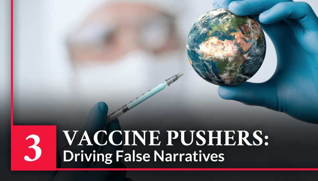 Episode Thumbnail 03 The Scientifically PROVEN Most Critical Dangers of the Covid Vaccine
