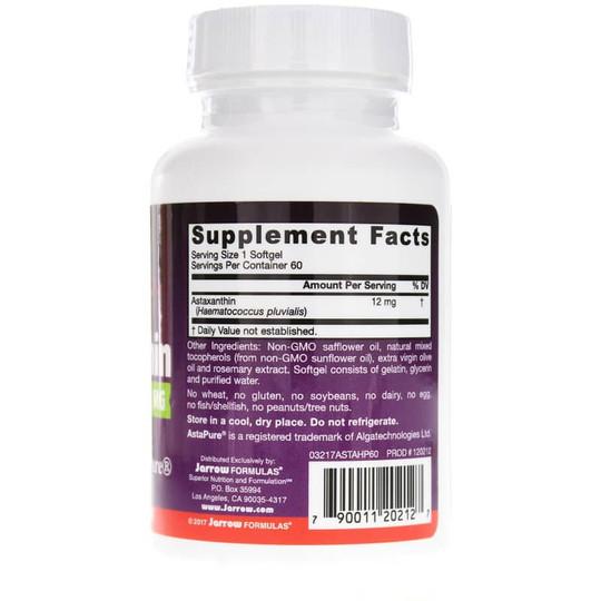astaxanthin 12 mg Astaxanthin 12 mg 30 gels