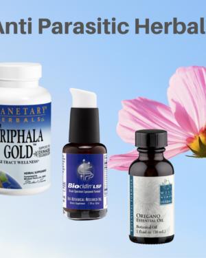 antiparasitic