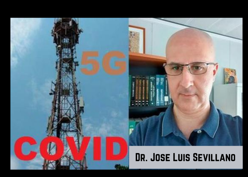 Biophysicist Guillermo Iturriaga Bluetooth, diodes and transistors in covid mRNA vaccines